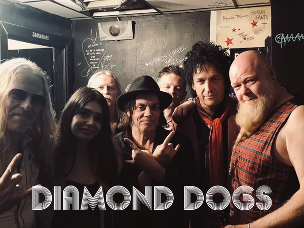 Diamond Dogs – Recall Rock ´n´ Roll and The Magic Soul – London Calling