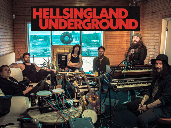 Hellsingland Underground – A Hundred Years Is Nothing – UTE NU!