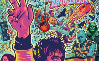 DIAMOND DOGS set to release new double album SLAP BANG BLUE RENDEZVOUS on January 21, 2022